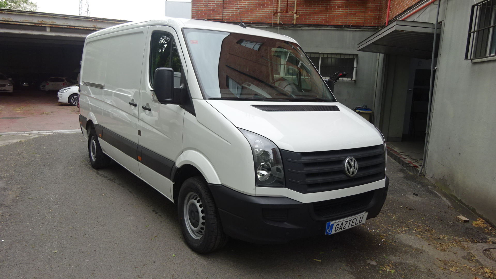 CRAFTER FG L2H2 2.0 TDI 136CV BUSINESS LINE